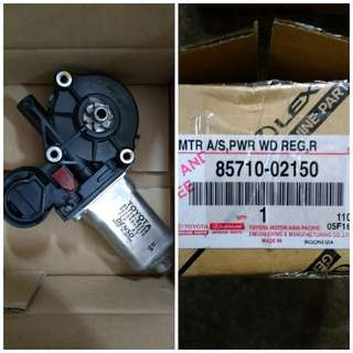 Toyota Vios (NCP42) Power Window Motor