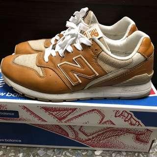 Newbalance 996 時尚金黃運動鞋