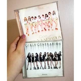 Limited Edition Gee and Genie Japanese Release Album - Girls Generation/SNSD