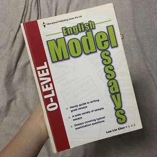 O-Level English Model Essay