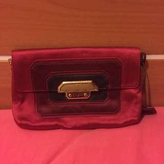 Anya Hindmarch Red Chain Bag