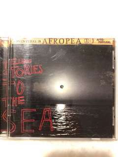 CD: AFROPEA - Telling Stores To The Sea