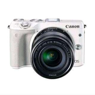 Canon EOS M3 Bisa Cicilan TANPA CC