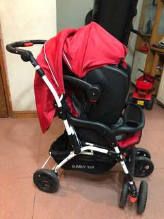 Stroller and baby carrier!!!! 3,000!!!!