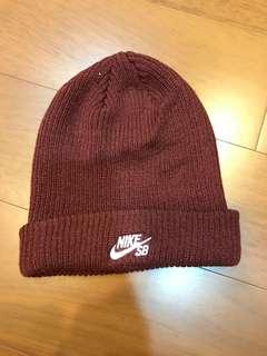 🚚 正版Nike毛帽