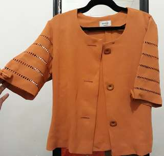 Orange outer