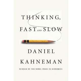 [EBOOK] Thinking, Fast and Slow - Daniel Kahneman