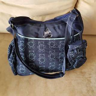 (moving out sale) diaper bag