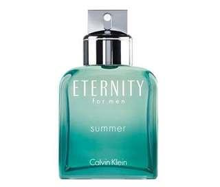 Calvin Klein Eternity Summer Eau De Spray 100ML