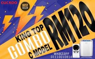 King Top x C Model