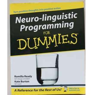 Neuro-linguistic Programming For Dummies ( Romilla Ready )