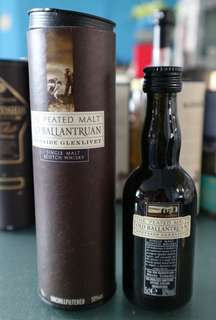 Old Ballantruan Single Malt Scotch Whisky