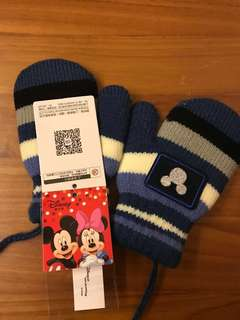 Mickey Mouse Winter Glove