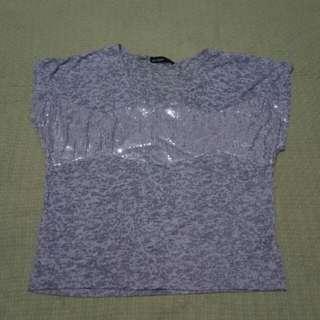 Penshoppe Glittered Shirt