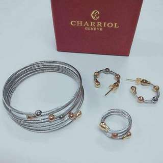Charriol 3in1 set