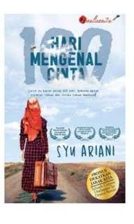 Malay Novel: 100 hari mengenal cinta