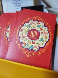 Wedding Red Packet - Peranakan