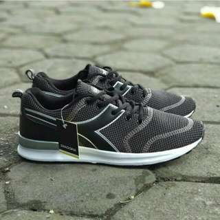 Diadora Fortino Dark Grey