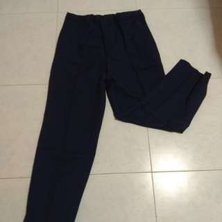 Secondary School blue pant