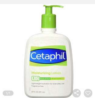 Cethapil for face and body