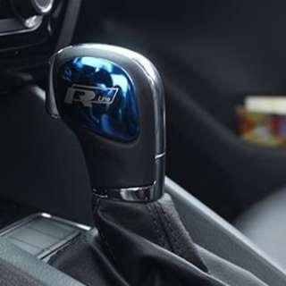 Volkswagen Jetta gear knob cover - Gear Knob Accessory - Jetta R Line - RESTOCK
