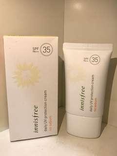 Innisfree Daily UV protection cream - no sebum