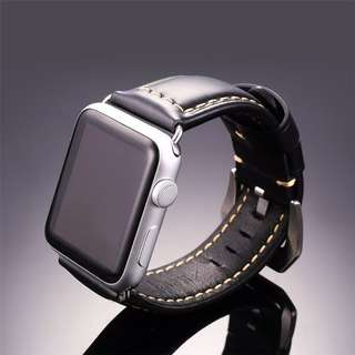 Iwatch Strap - Genuine Cow Leather