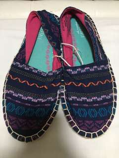 Aeropostale Espadrille Shoes Slip on women summer flats