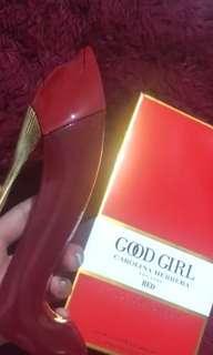Good girl Red