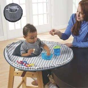 Highchair cover. Food catcher. BLW must have