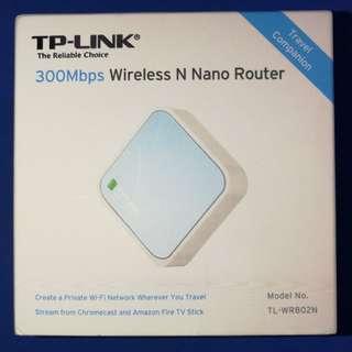 旅行用途router