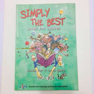Simply The Best Books for children