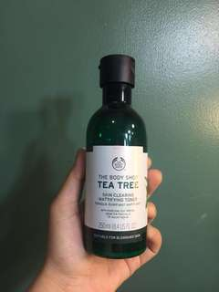 Tea Tree Toner | The Body Shop