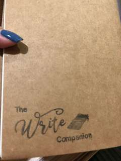 Brand New The Write Compianion Diary - Good For Gift