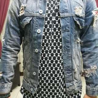 Bespoke Project Jacket jeans