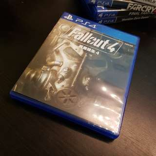 PS4 Fallout 4 R3