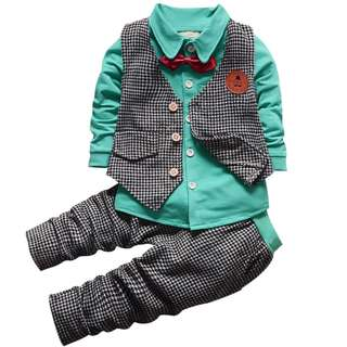 Baby Gentleman Long Sleeved Set