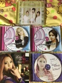 Tara日文CD