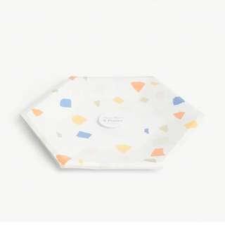 Designer Paper Plate