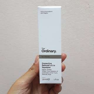 The Ordinary Granactive Retinoid 2% in Squalane