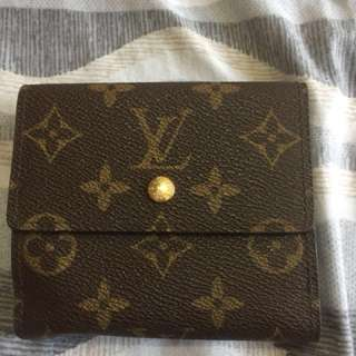 Louis Vuitton Monogram Portefeuille Elise Wallet High Quality Replica