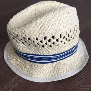 H&M Baby straw hat