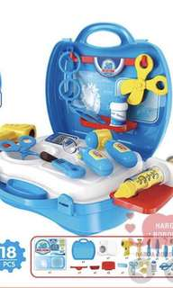 Doctor play sets 18pc