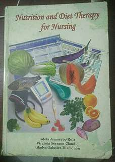 Nutrition and Diet Therapy for Nursing