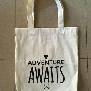 Canvas tote bags ✨