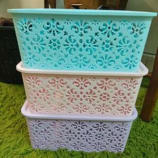 New Pastel Basket
