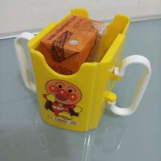 幼兒紙包飲品座盒