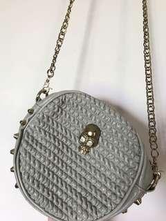 Skull Chain Bag