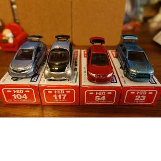 Tomica 4 部
