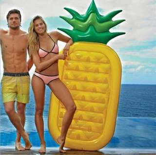Inflatable Pineapple floater